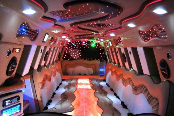 14 Person Escalade Limo Services St Petersburg
