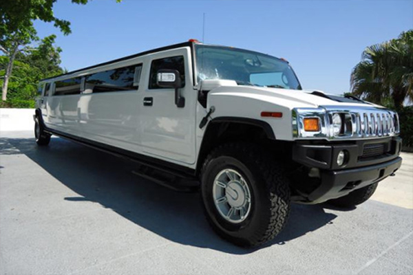 14 Person Hummer St Petersburg Limo Rental