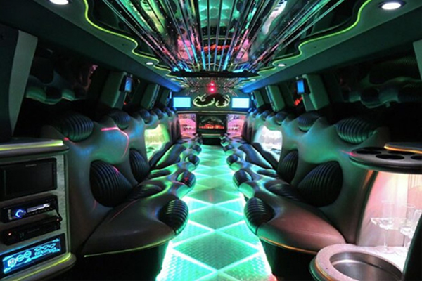 14 Person Hummer Limo Rental St Petersburg