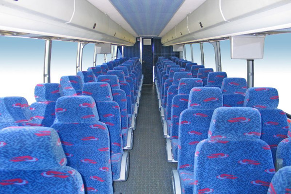 50 Person Charter Bus Rental St Petersburg
