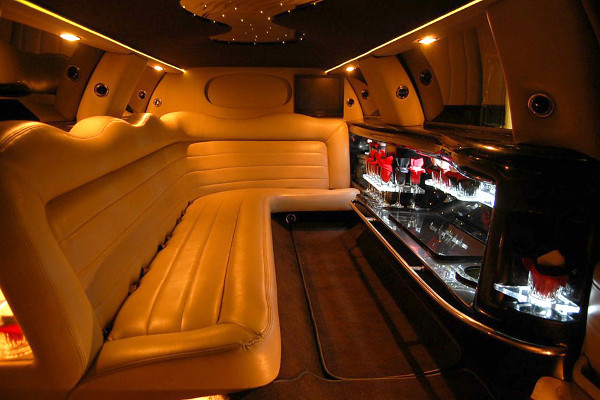 8 Person Lincoln Limo Service St Petersburg
