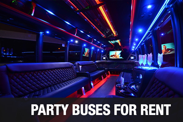 Party Buses For Rent St Petersburg