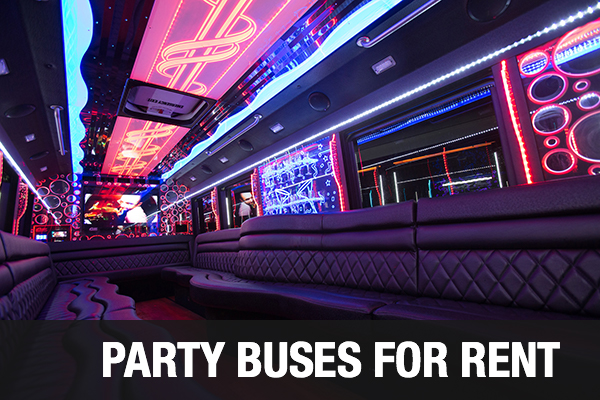 Party Bus St Petersburg